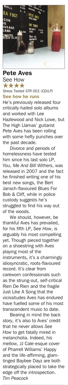 pete aves review